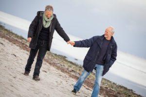 זוג לאחר שיקום ריאומטולוגי