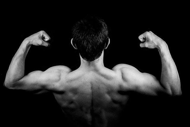 גב עליון של גבר - כאבים בגב עליון