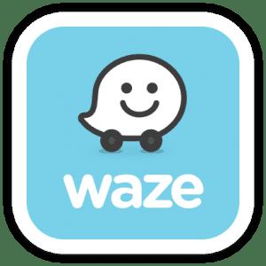 כפתור ניווט בWAZE להגיע למרכז לטיפול מתקדם בכאב במודיעין